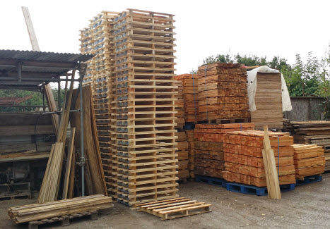 New Pallets | CT Pallets